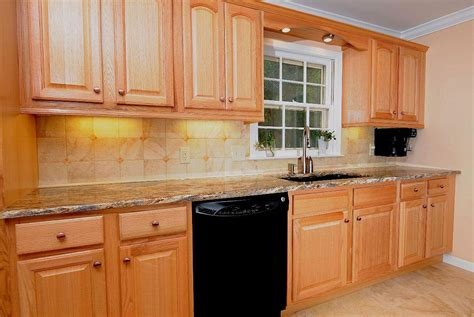 greatest kitchen paint colors with oak cabinets concepts