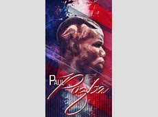 Wallpaper Paul Pogba Bersama Manchester United Terbaru