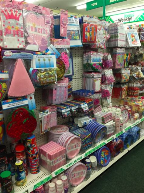 Dollar Tree Birthday Decorations - how to a for less at the dollar store debt