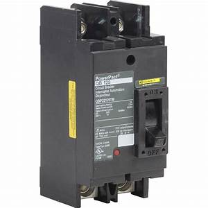 Square D Powerpact 125 Amp 10ka 2