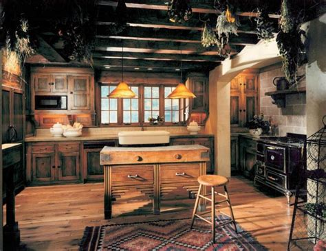 cuisines anciennes cuisine ancienne pour un intérieur convivial et chaleureux