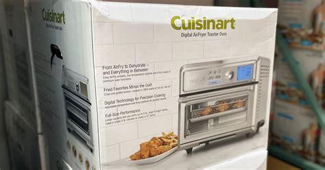 toaster cuisinart oven digital