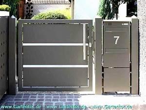 Gartentor Edelstahl Modern : gartentore aus metall ~ Orissabook.com Haus und Dekorationen