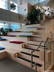 Googleplex, Mountain, View, Designing, Interior, Spaces, At, An, Urban, Scale