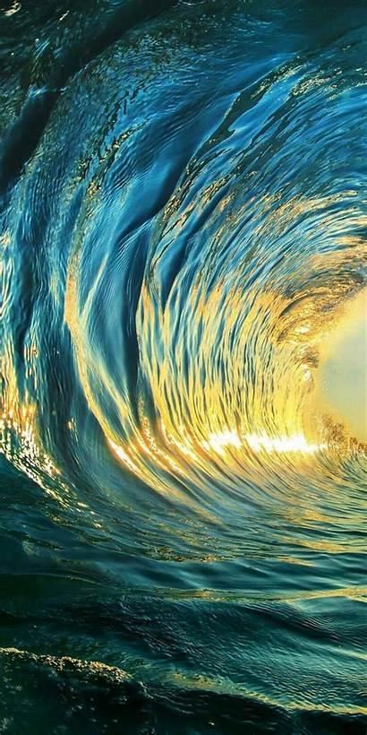 Huawei Wave Waves Wallpapers