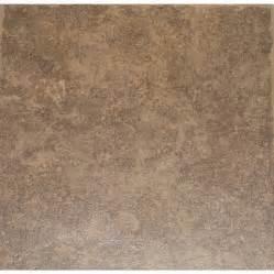 surface source 12 x 12 la balantina brown matte ceramic floor tile lowe 39 s canada