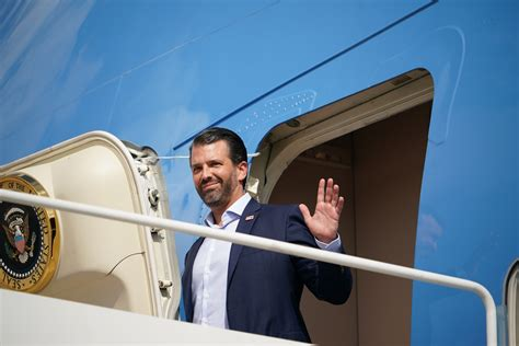 biden lincoln trump project donald jr newsweek supporting him ad