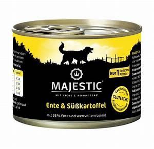 Süßkartoffel Für Hunde : zoogut majestic 6x200gr dosenfutter f r hunde online kaufen ~ Yasmunasinghe.com Haus und Dekorationen