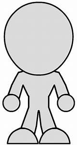 Chibi Body Template V2 female by Zeltrax987 on DeviantArt