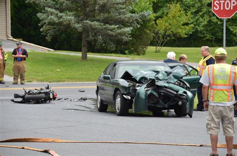 Fatal Motorcycle Crash In Ephrata Is The Second In Two