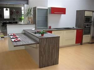 Agencement De Boysere : agencement cuisine sur mesure entreprise b timent sarl ~ Premium-room.com Idées de Décoration