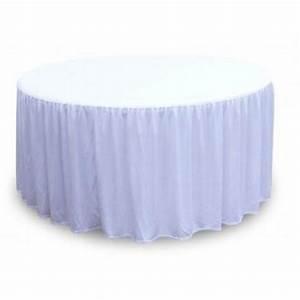 Nappe De Table Ronde : nappe tous les fournisseurs ronde rectangulaire carree linge de table serviette de ~ Teatrodelosmanantiales.com Idées de Décoration