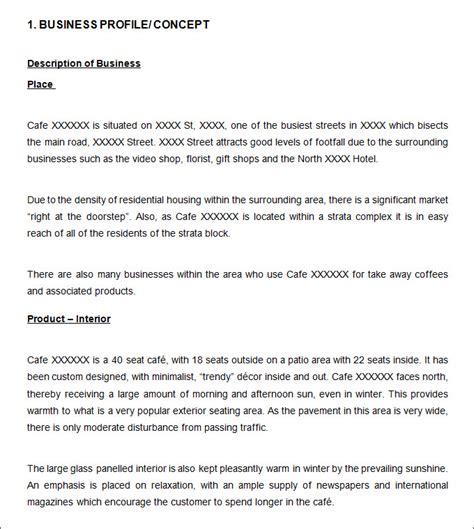 restaurant business plan template restaurant business plan template 10 free word pdf documents free premium templates