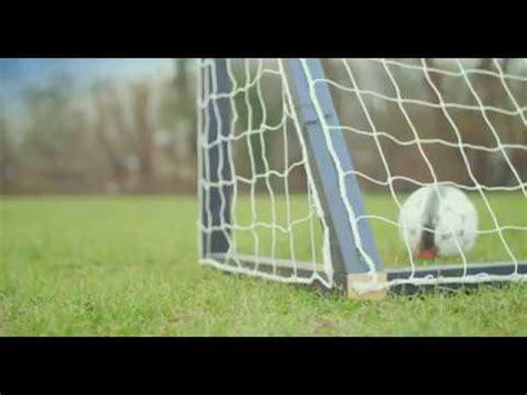 Homegoal Pro Fußballtore Für Den Garten  Schwartz Youtube