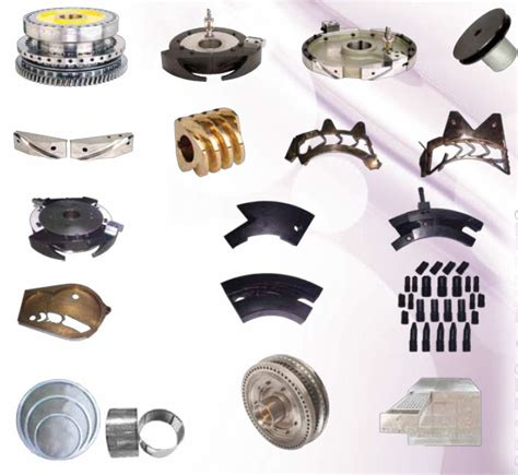 replaceable spares turrets machine manufacturer