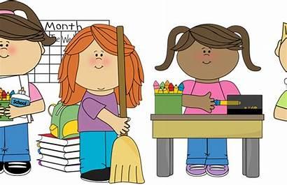 Clipart Classroom Centers Transparent Teacher Building Webstockreview