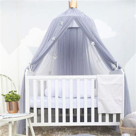 princess crib canopy baby princess dome bed canopy children netting curtains