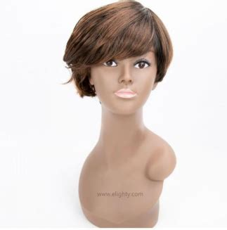 hairstyle  wigs   pear shaped