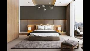 modern bedroom design ideas 2018 how to decorate a With modern curtains for bedroom 2018