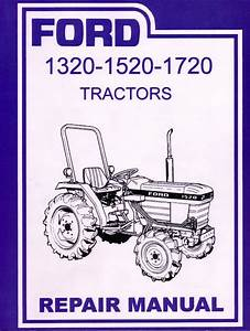 Ford Tractor Repair Manual