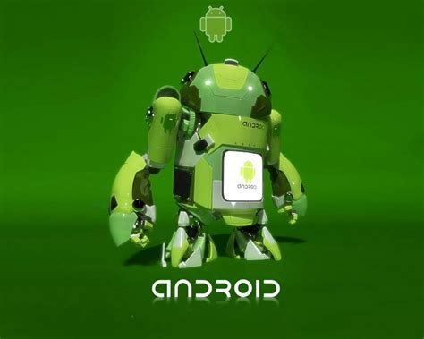 for android android robot wallpup