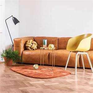 Hay Mags Soft : hay mags soft 3 seater leather sofa home sweet home pinterest leather sofas sofa ~ Orissabook.com Haus und Dekorationen