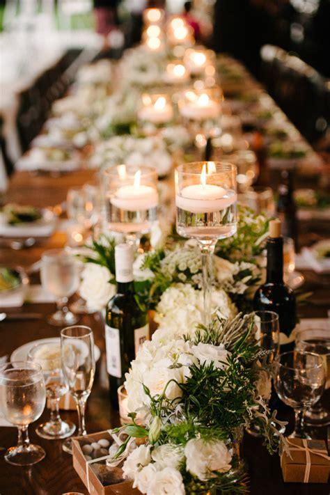 simply chic california wedding modwedding