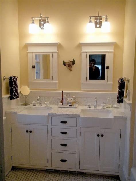 apron sink bathroom vanity 22 best apron front sinks used in bathrooms images on