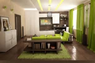 wohnzimmer braun beige weiss frische farben im wohnzimmer 20 ideen in grün und weiß