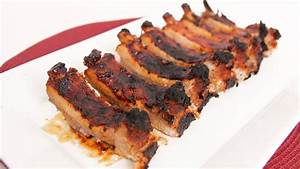 BBQ Baby Back Ribs Recipe Laura Vitale Laura in the