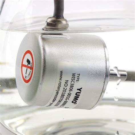 wisc ip waterproof solid shaft incremental rotary encoder china rotary encoder waterproof