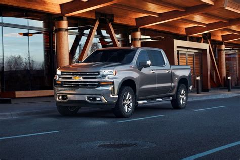 What Are The 2019 Chevy Silverado Trim Levels?