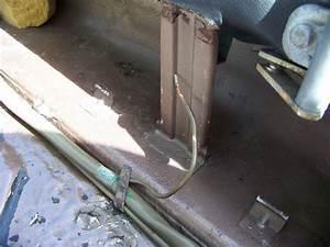 Rear Hatch - Light Switch