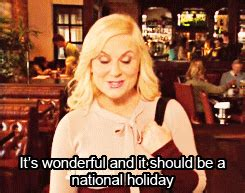 mine parks and recreation But whatever leslie knope ...