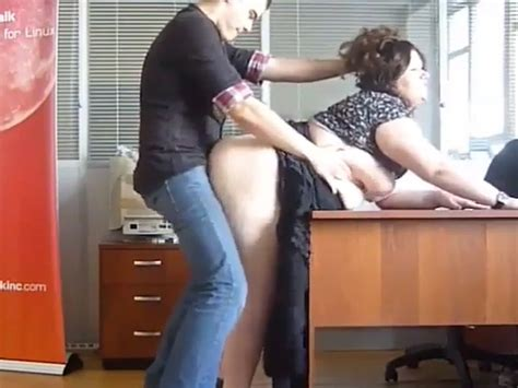 Office Sex With Russian Chubby Amateur Tubedupe