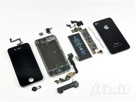 to take iphone 4 apart verizon iphone 4 gets taken apart