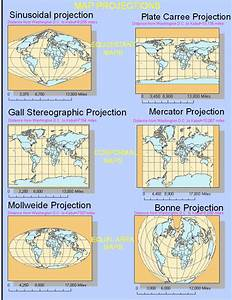 Blogotheque  Week 6  Map Projections