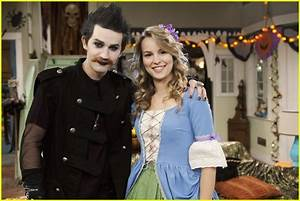 Jason Dolley Goes Goth on 'Good Luck Charlie'! | Photo ...