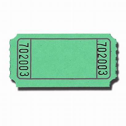 Ticket Raffle Tickets Blank Clip Carnival Clipart