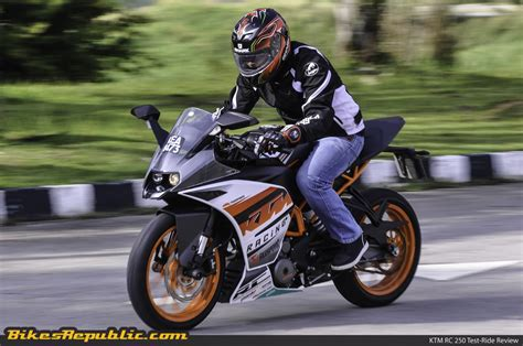Review Ktm Rc 250 by Ktm Rc 250 Review
