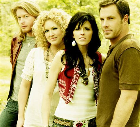 Say What?  Little Big Town  Country Universe
