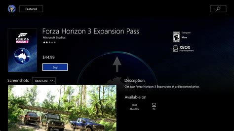 Forza Horizon 3's Expansion Pass Will Introduce Two New