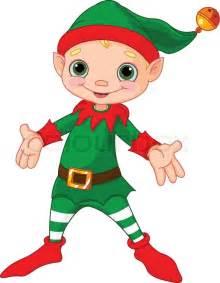 Free Christmas Elf Clip Art