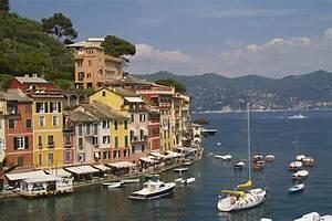 Portofino In The Italian Riviera In Liguria Italy by David