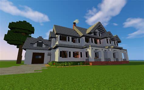 image de maison minecraft tuto maison de ferme farmhouse villas partie 1 minecraft fr