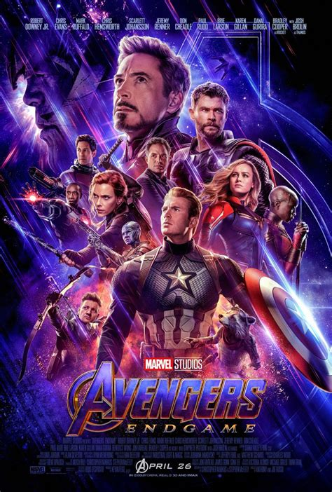 Avengers Endgame Movie Review Spoiler Free Assignment