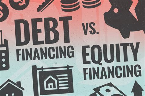 debt financing  equity financing whats  difference