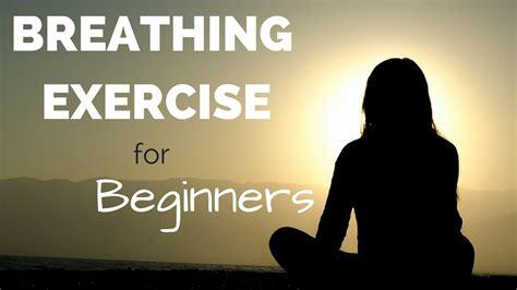 breathing meditation  beginners simple breathing
