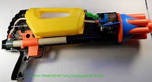 Foam Frenzy  Vintage Nerf Supermaxx 3000 Review And