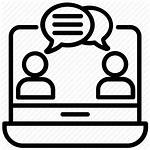 Chat Icon Vectorified Use